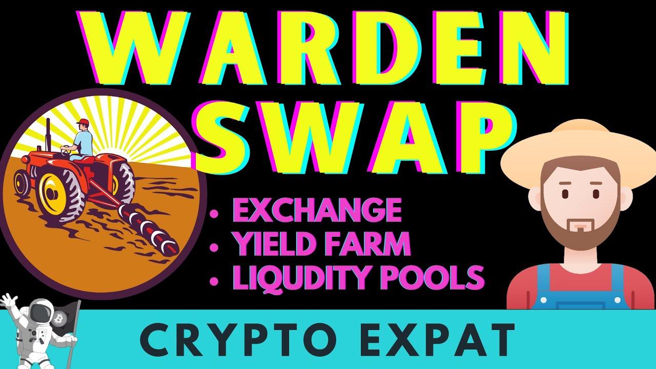 WARDEN SWAP Yield Farm Multiple Price Liquidity Pools, April Contest is LIVE !!