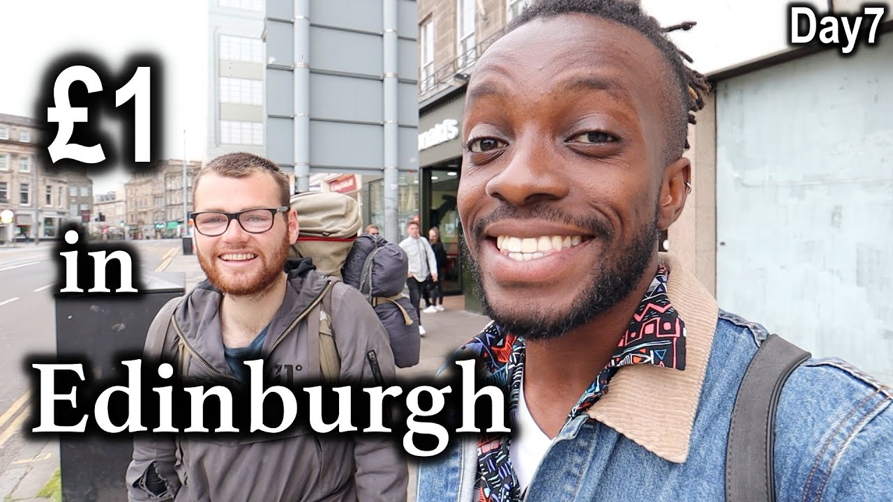 £7  7 Days 7 Cities - Day 7 Edinburgh
