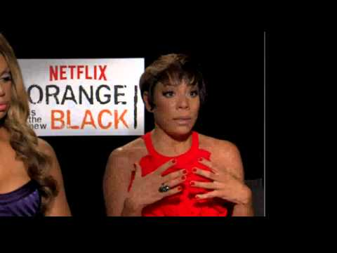 Cast of Orange Is the New Black  Selenis Leyva talks about the diversity of  being an AfroLatina