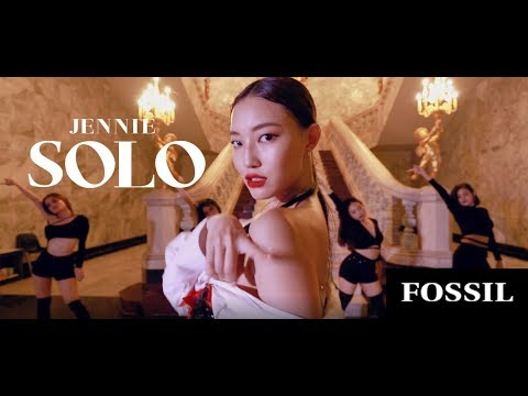 JENNIE - 'SOLO'  By Fossil From Thailand [JENNIE SOLO DANCE COVER CONTEST]