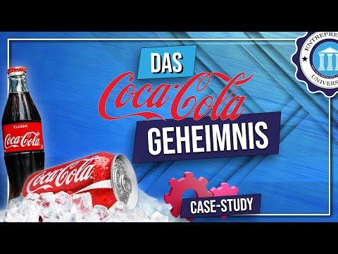 DAS COCA-COLA GEHEIMNIS - Wie Coca Cola ihre Brand zum Welterfolg brachte - Case Study #002