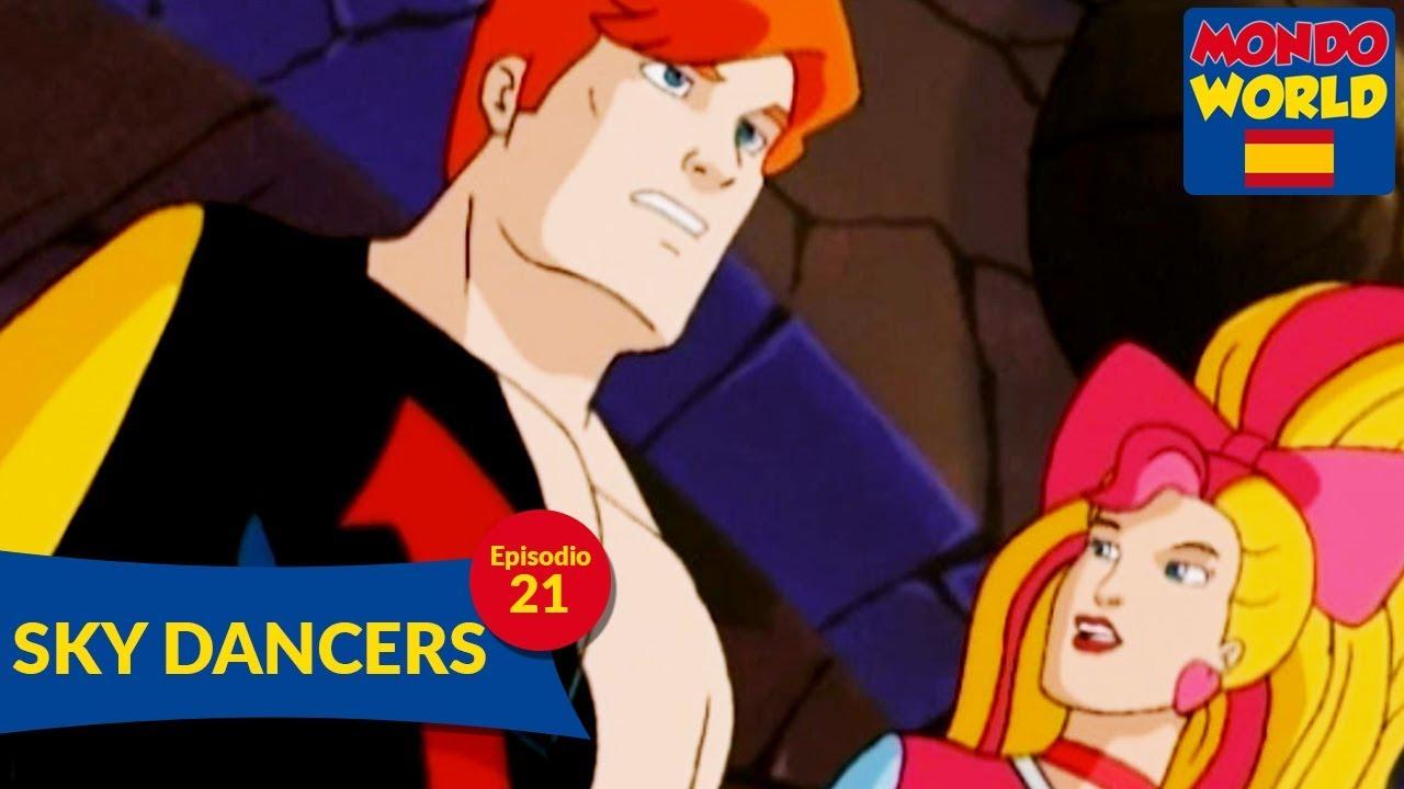 SKY DANCERS | Episodio 21 | series animadas para niños | todos los episodios en español