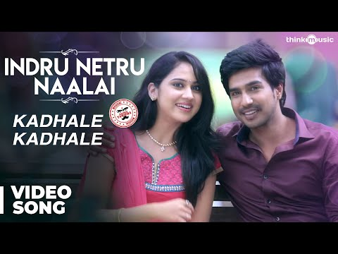 Mix - Kadhale Kadhale Video Song | Indru Netru Naalai | Vishnu Vishal | Mia George | Hiphop Tamizha
