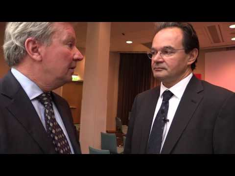 George Papaconstantinou on the Greek Crisis