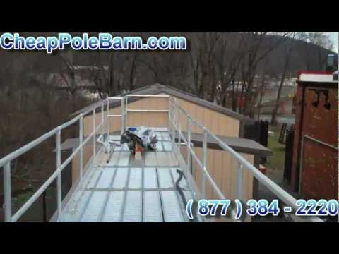 Cheap Pole Barn Industrial Commercial   Large Metal Buildings   Warehouse Buildings   Storage