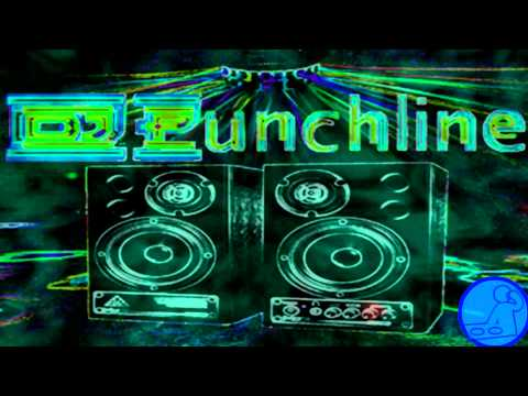 DJ Punchline-Drums In Your Face