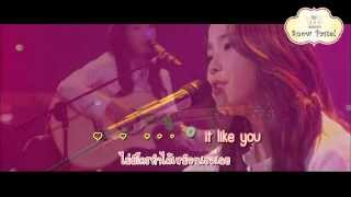 [Karaoke] IU - Officially Missing You [Thai Sub]