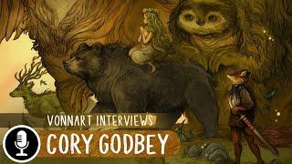 Vonnart Interviews | Cory Godbey