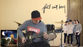 Fall Out Boy - The Carpal Tunnel Of Love (Guitar Cover)