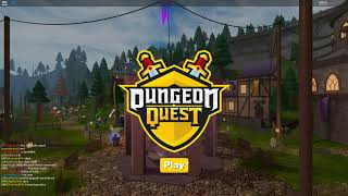 Roblox Dungeon Quest romania