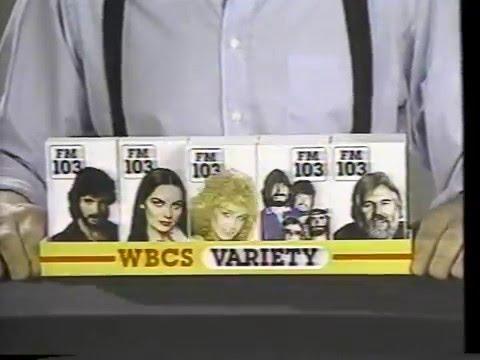 WBCS FM 103 - Best Country Variety (1984 Milwaukee)