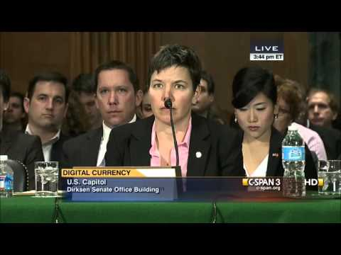 US Senate Bitcoin hearing on November 19th, 2013