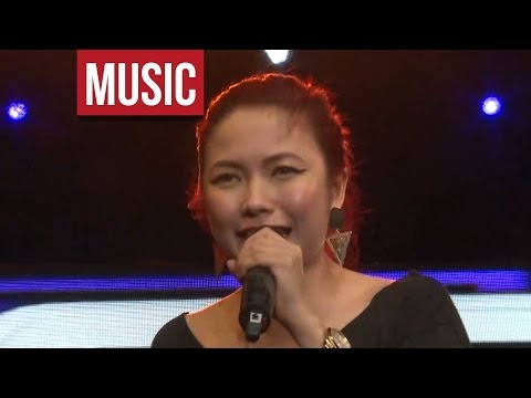 Yeng Constantino - Eraserheads Medley Live at OPM Means 2013!