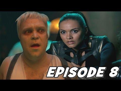Why Gotham Should Kill Grundy Off? Jim Vs. Harvey -  Gotham Season 4 Episode 8 Review & Easter Eggs