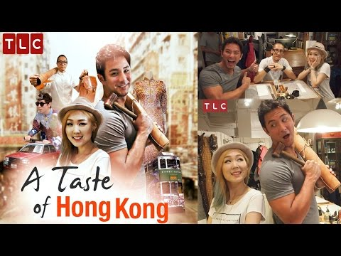 Meejmuse in 'A Taste of Hong Kong' TV Show Highlight Reel - BBC Discovery Channel, TLC Asia