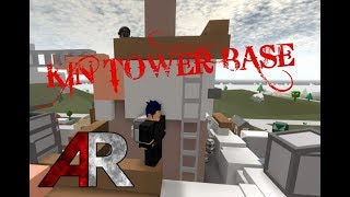 KIN TOWER BASE! | ROBLOX Apokalypse steigt