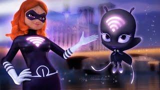 Miraculous Ladybug Speededit Kwami Lady WiFi