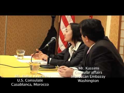 How to Get US Visa:  talk with State Dept. Officer - 3