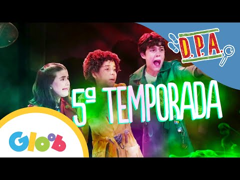 D.P.A 5ª Temporada | Trailer Oficial | Gloob