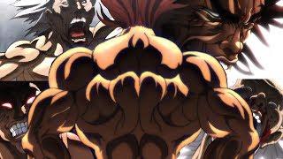 Yujiro Hanma vs Kaku Kaioh - Till I Collapse「AMV」