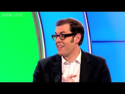 Does Richard Osman squawk when he locks his front door? - Would I Lie to You: Series 8 - BBC One
