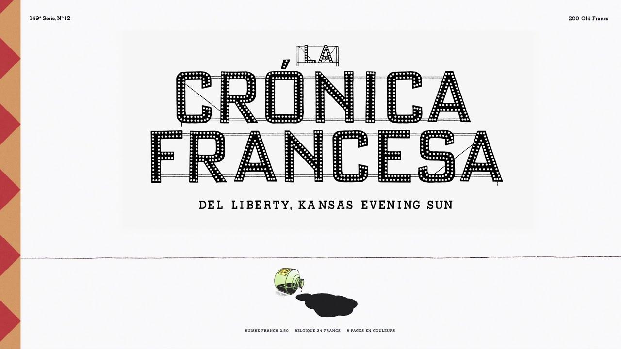 LA CRÓNICA FRANCESA - The French Dispatch | Trailer - Sub: esp.