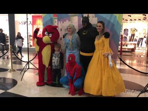 "Paarl Mall   ""Meet Your Superheroes"""
