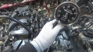Проверка компрессии в двигателе D4EA 1721678