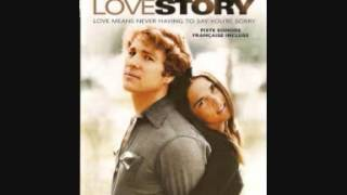 Love Story Original Soundtrack (1970)