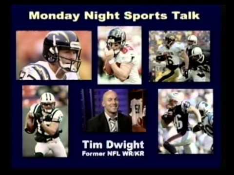 Tim Dwight - Former NFL WR/KR