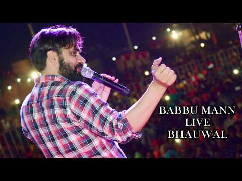 Babbu Maan - Full Live Show 2018 at Bhauwal