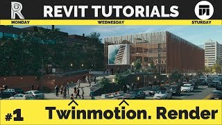 twinmotion tutorial for beginners video, twinmotion tutorial for