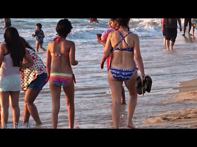 Goa Candolim beach 22 1 17