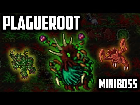 PLAGUEROOT - The DREAM COURTS QUEST MINIBOSS - WINTER UPDATE 2018