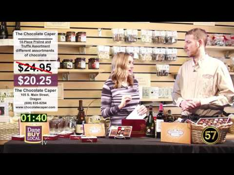 Dane Buy Local | The Chocolate Caper | 3/27/17