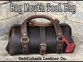 Brand New Bag from Saddleback Leather Co. Introducing The Big Mouth Tool Bag!!