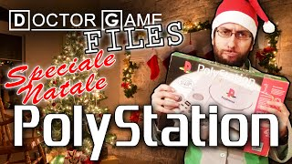 Doctor Game Files: POLYSTATION - Speciale Natale