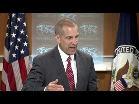 Daily Press Briefing - June 29, 2016