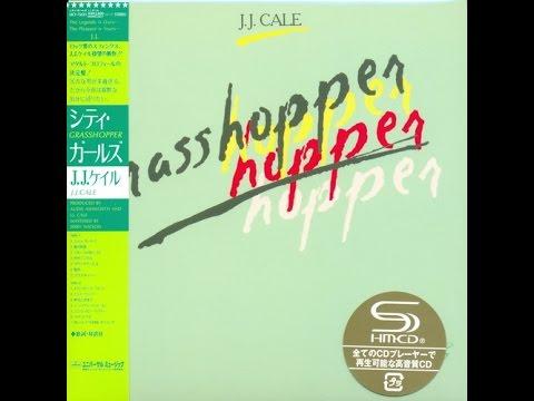 JJ Cale Grasshopper FLAC 1982(SHM)