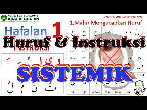 Belajar Alquran Dari Nol -  Metode SQ Kitabah -  Part 1