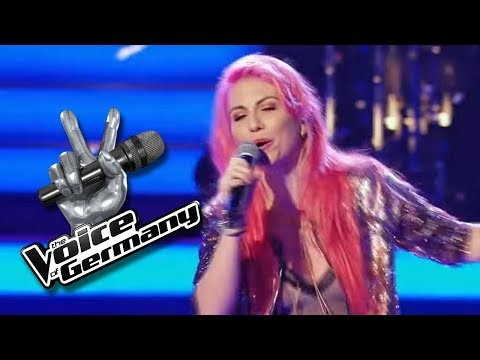 Rita Ora - Your Song | Katy Winter | The Voice of Germany 2017 | Sing-Offs
