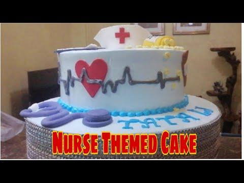Nurse Cake Haniela S Youtube