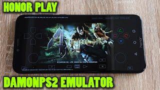 Honor Play - Resident Evil 4 - DamonPS2 v3.0 - Test