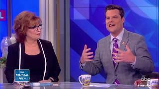 Download Rep. Matt Gaetz Says Trump Should Pardon Roger Stone | The View Mp3 and Videos