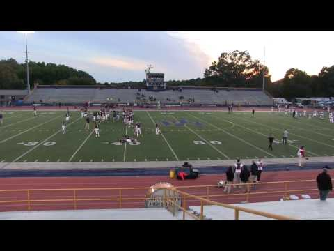 Mt. Lebanon vs Peters Township - October 14, 2016
