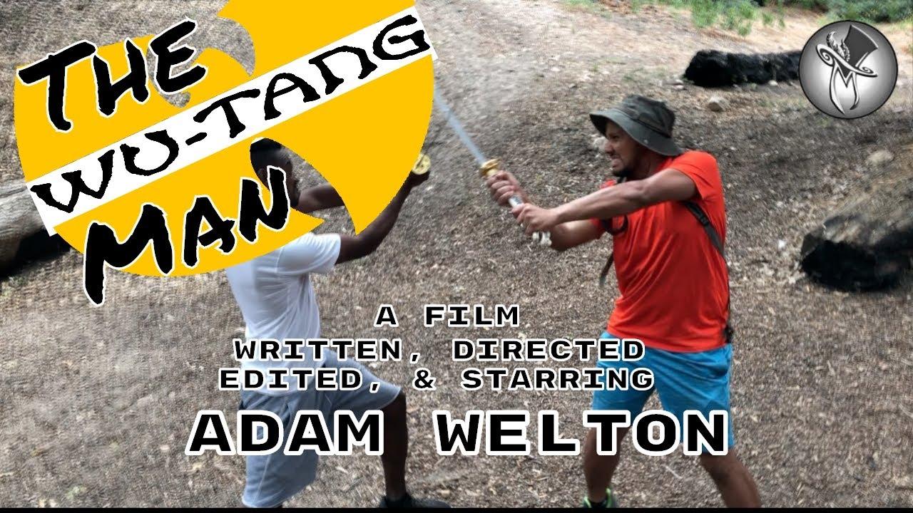 The Wu-Tang Man  - Short Comedy