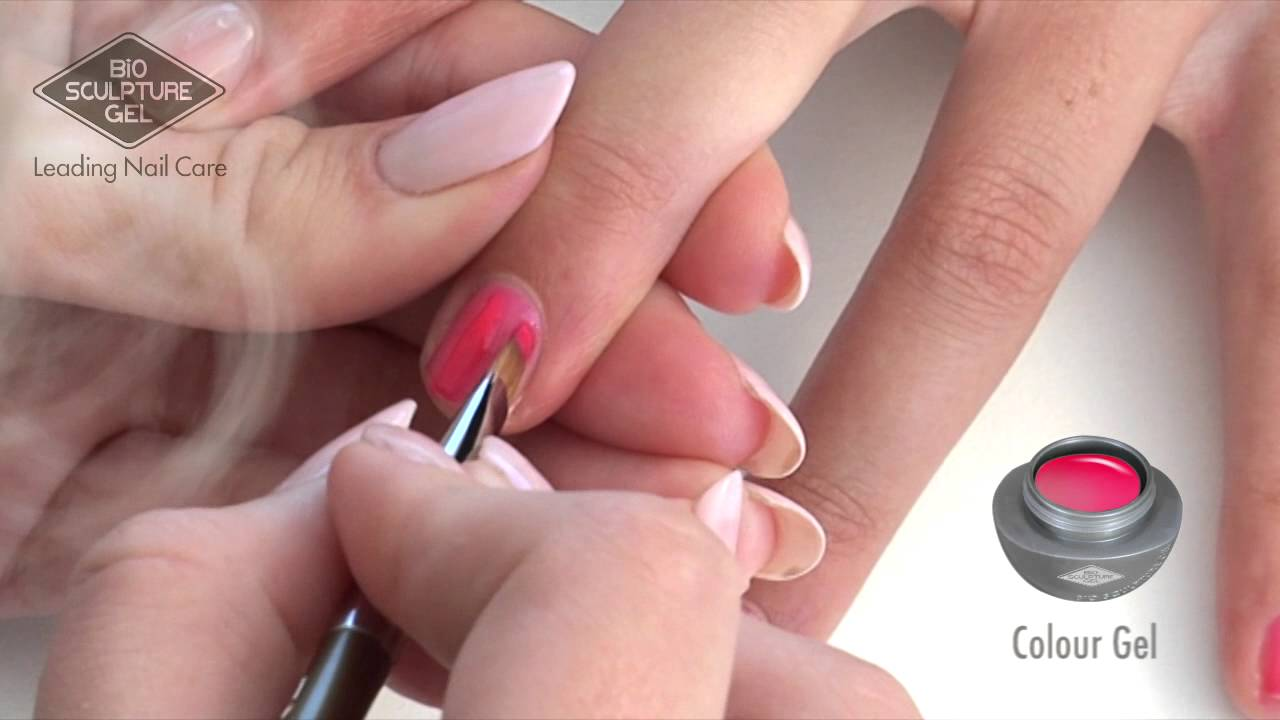 BIO SCULPTURE GEL | VIDEOS - Bio Sculpture Gel