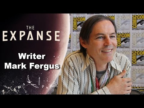 The Expanse  Mark Fergus