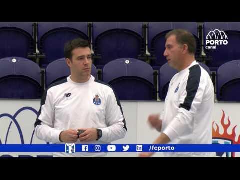 Andebol: Miguel Martins (antevisão FC Porto-Boa Hora, Andebol 1, 19.ª jornada, 11/11/17)