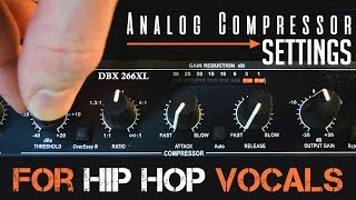 Video Analog Compressor Settings: For Hip Hop Vocals download MP3, 3GP, MP4, WEBM, AVI, FLV Agustus 2018